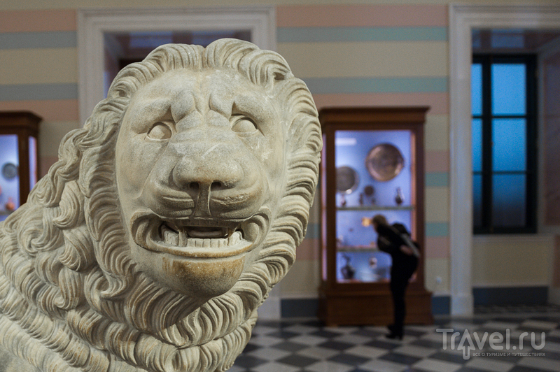 Питерские экскурсии: Эрмитаж / Россия