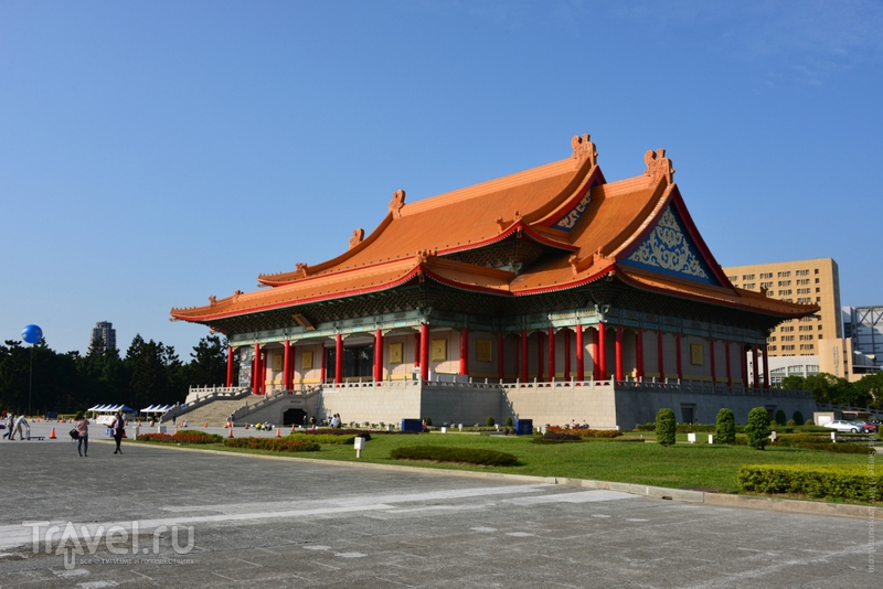Столица Китайской Республики / Фото из Тайваня
