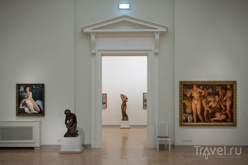 Питерские экскурсии. Русский музей / Россия