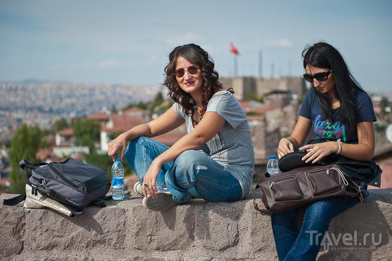 Анкара - тоже Турция, но другая!.. / Фото из Турции