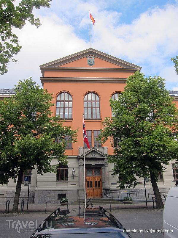 Тронхейм / Фото из Норвегии
