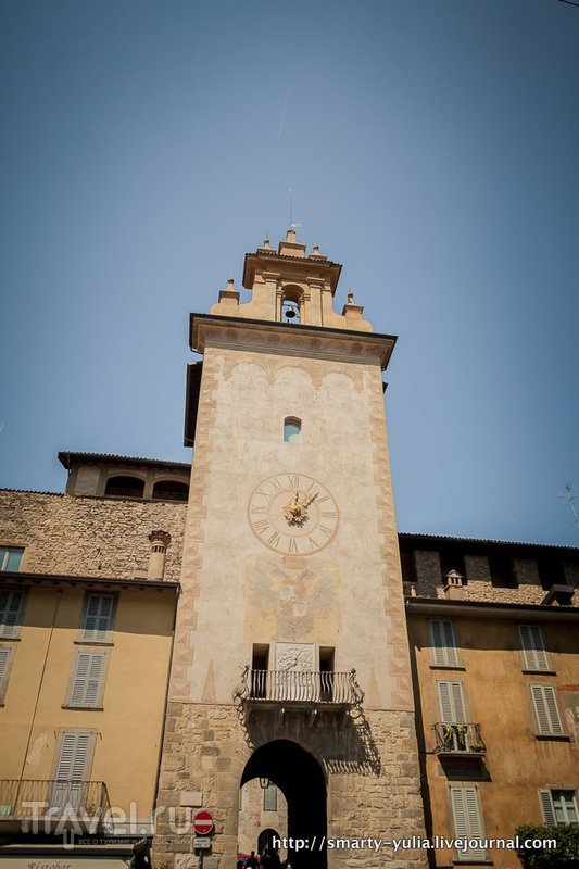 Августовский Бергамо / Фото из Италии