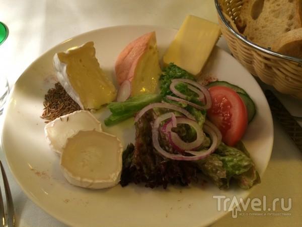 Страсбург. Мое знакомство с французской кухней / Франция