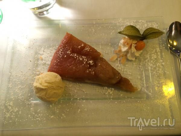 знакомство с французской кухней