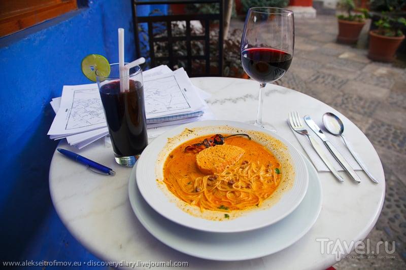 Перуанская кухня / Перу