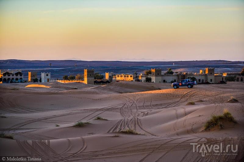 Morocco: Erg Chebbi / Фото из Марокко