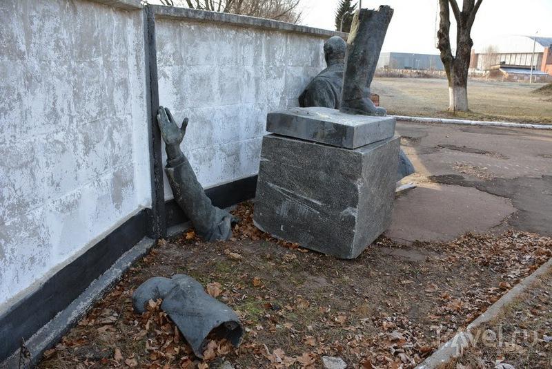 Конотоп без Ленина / Украина