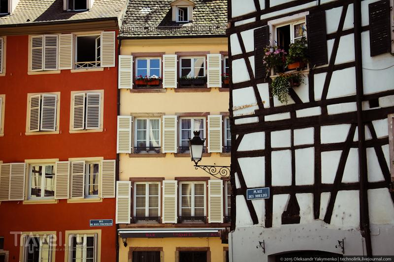 Прогулка по Страсбургу / Фото из Франции