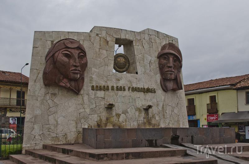 Куско. Чуть в стороне от центра / Перу
