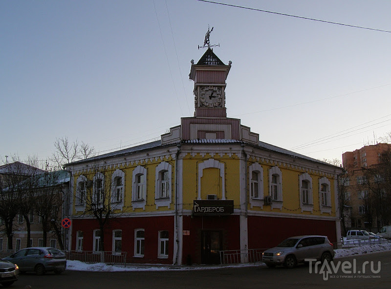 Московская область. Куда ни кинь - всюду Клин / Россия