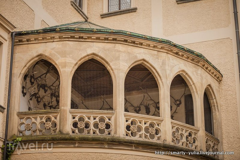 Чехия: замок Конопиште / Фото из Чехии
