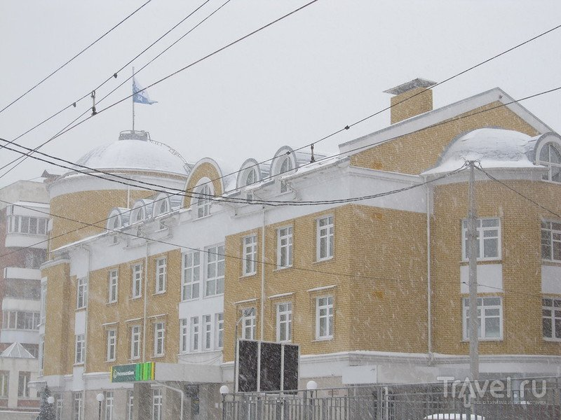 Зима в Коломне / Россия