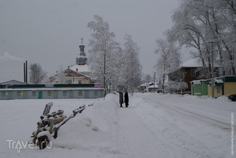 Северное путешествие. Вельск и Шенкурск / Россия