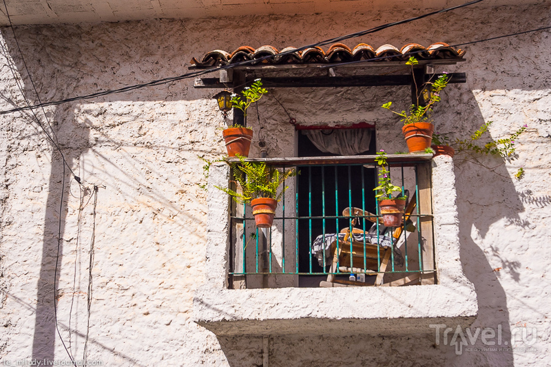 Puerto Vallarta - мексиканский город контрастов / Фото из Мексики