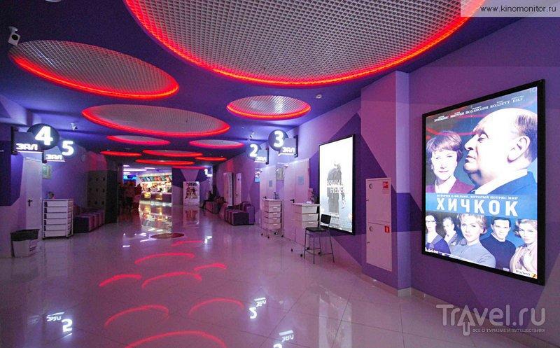 """Кинотеатр """"Красная площадь"""" в Анапе единственный, где можно смотреть фильмы в IMAX"""