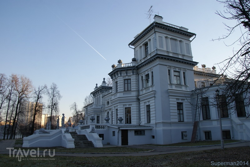 """Усадьба """"Ховрино"""" / Россия"""