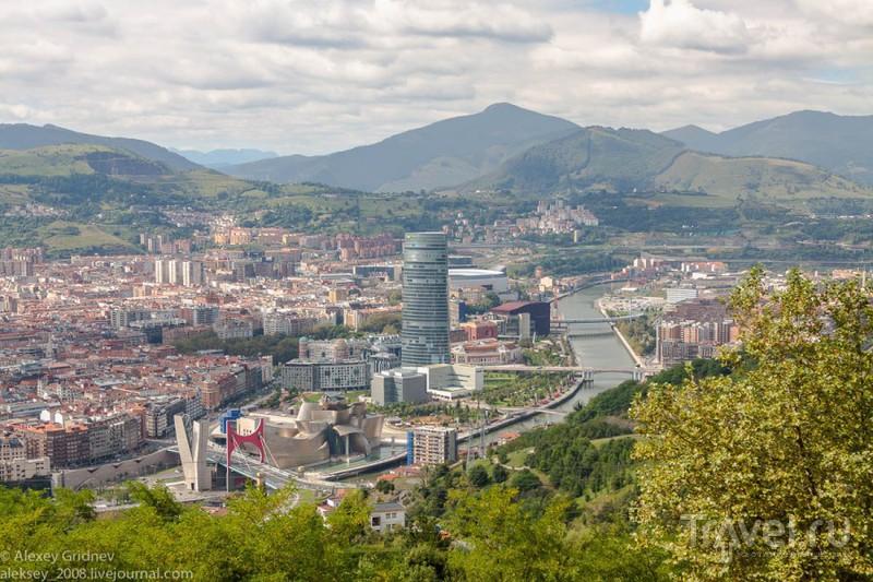 Путешествие налегке. Испания. Бильбао / Фото из Испании
