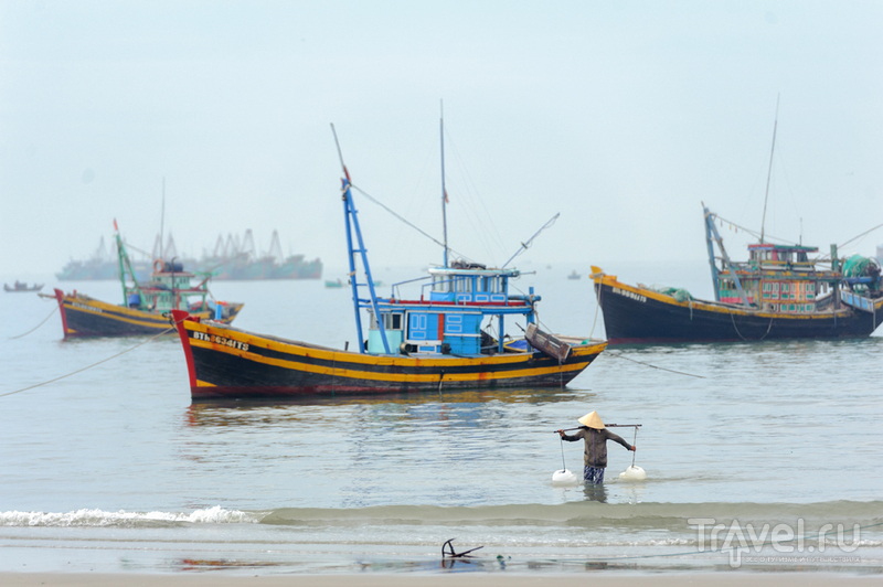 Рыбный рынок в Муй Не / Вьетнам