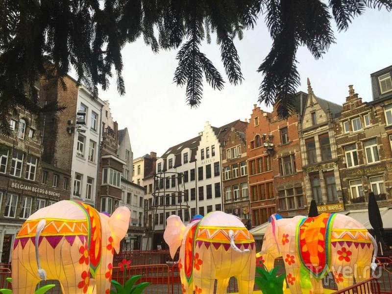 Бриллиантовый Антверпен / Бельгия
