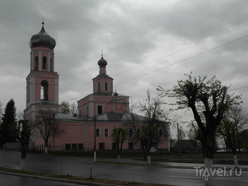 Валдай - столица озёрного края / Фото из России