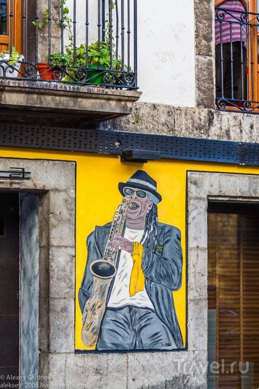 Путешествие налегке. Испания. Страна Басков / Фото из Испании