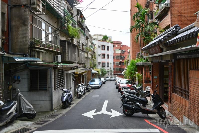 Где находится самый интересный вид на Тайбэй? / Фото из Тайваня