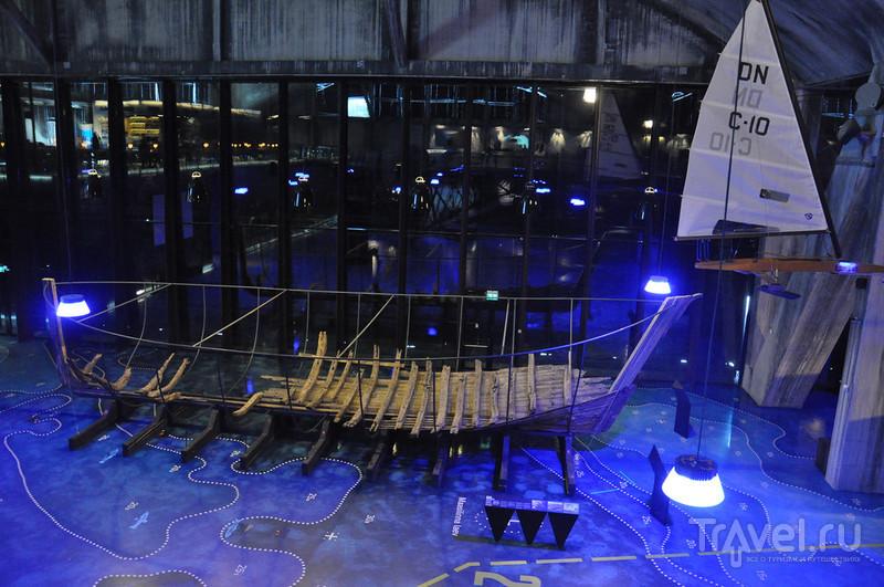 Три уровня Морского музея и одна Толстая Маргарита / Эстония