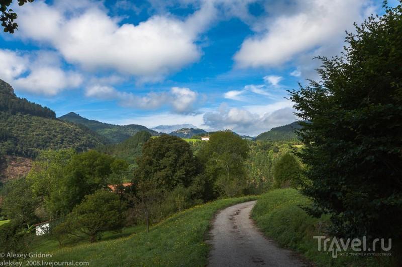 Путешествие налегке. Испания. Из Страны Басков в Наварру / Фото из Испании