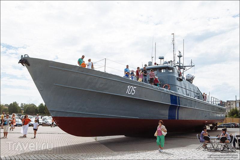 Таллинские Дни моря / Эстония