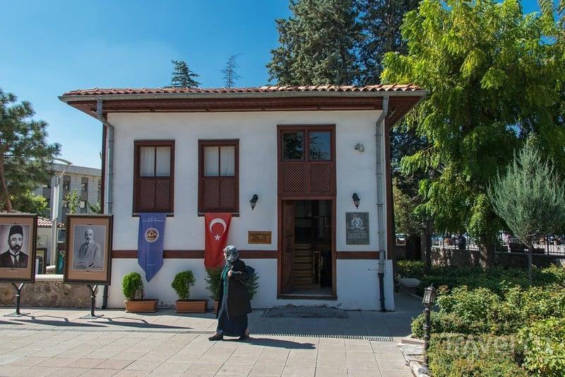 Анкара: Хамамону - идеальное турецкое поселение / Фото из Турции