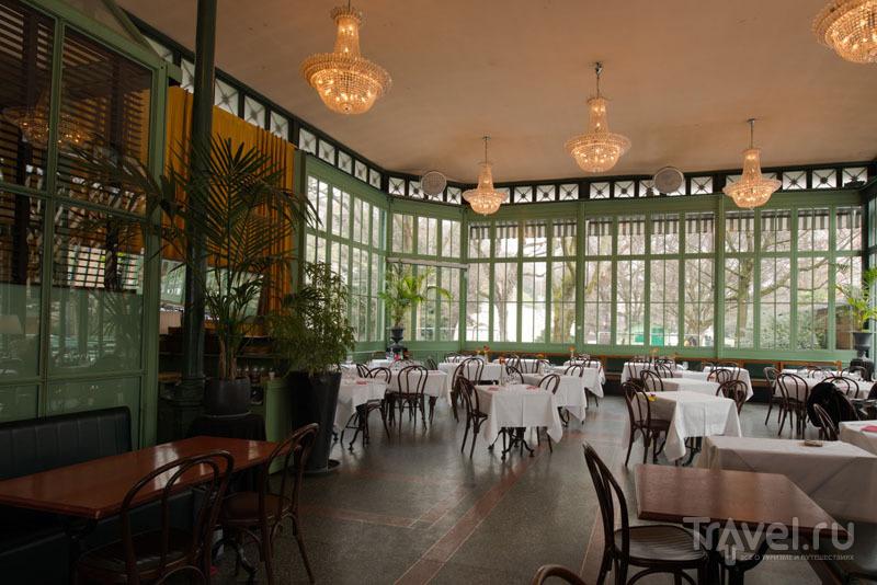 Изысканный ресторан в Женеве