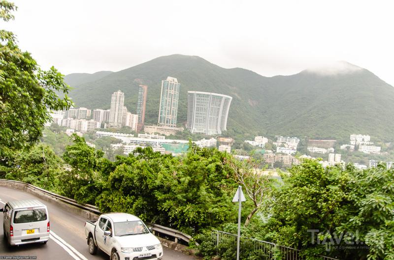 Остров Гонконг / Фото из Гонконга
