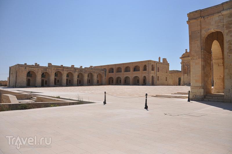 Остров Маноэль: попасть туда, куда нельзя попасть / Мальта