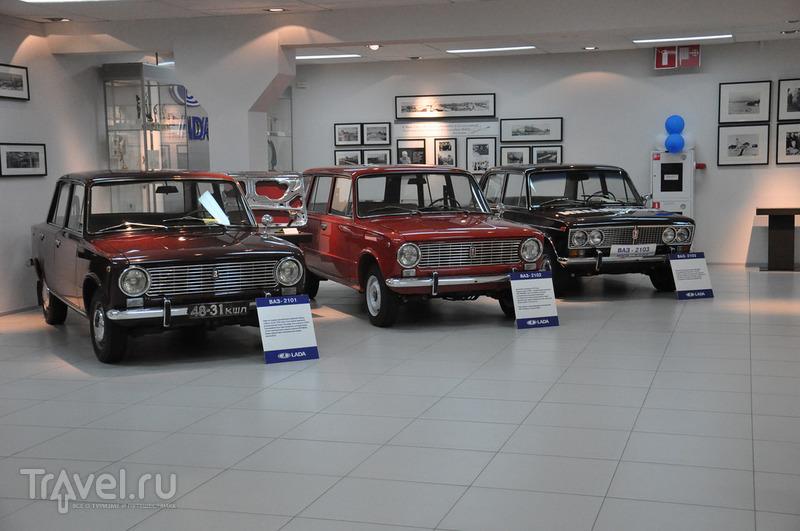 Один тольяттинский музей / Россия