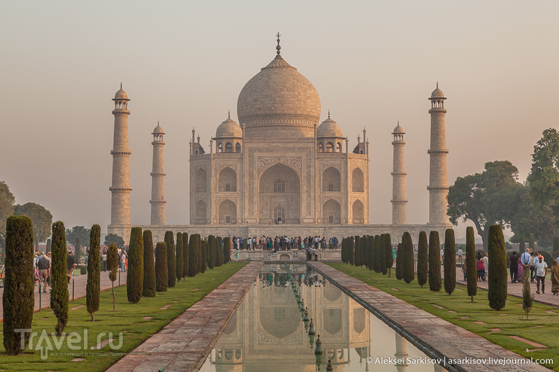 Индия. Уттар Прадеш. Агра / Индия