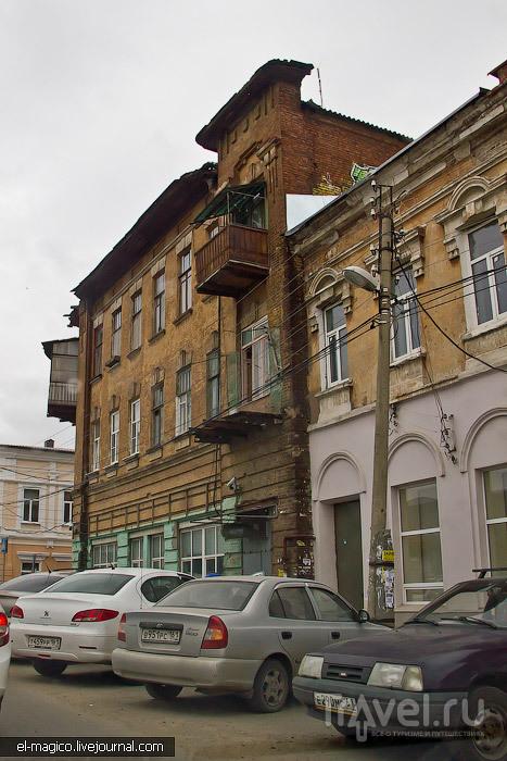 Ростов-на-Дону - город, куда хочется возвращаться вновь и вновь / Россия