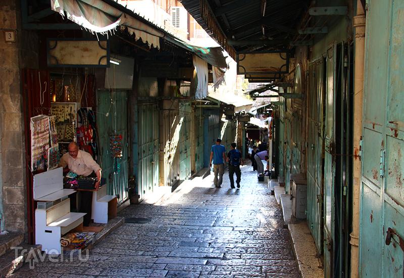 Иерусалим - одно сплошное чувство / Израиль