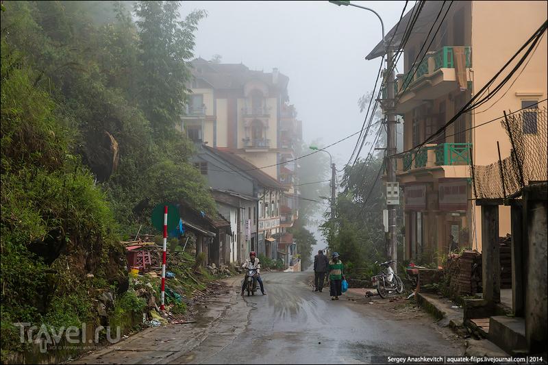 Са Па - альпийская деревня в горах Вьетнама / Фото из Вьетнама