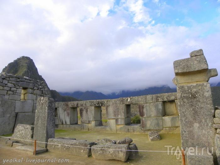 Un gran viaje a America del Sur. Перу. Синий вечер в Мачу Пикчу / Фото из Перу