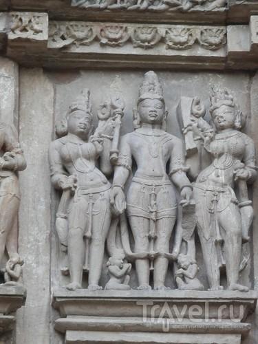 Эротические храмы Кхаджурахо / Индия