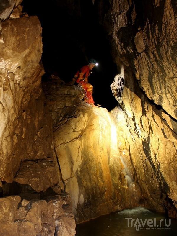 Башкирия, пещера Грёзы / Россия
