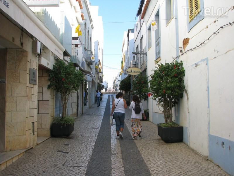 Португалия. Портимао / Португалия