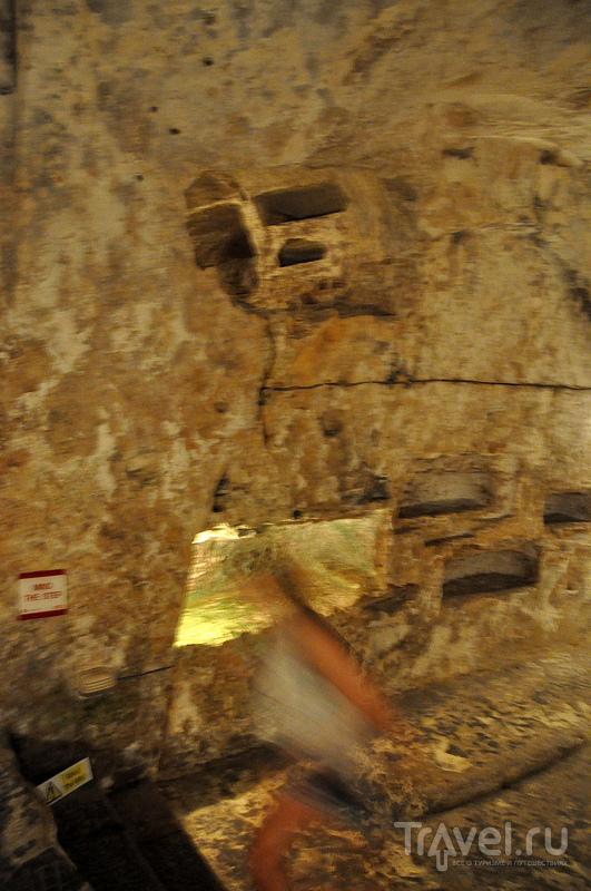 Рабат и его катакомбы / Мальта