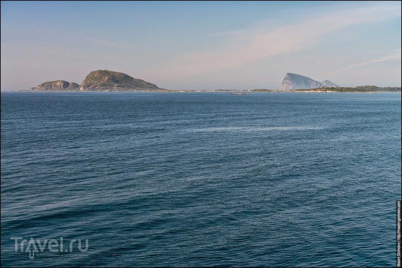 Around the Norge. Остров Сенья / Норвегия