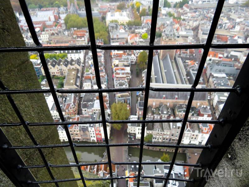 На колокольне в Утрехте, Нидерланды / Фото из Нидерландов