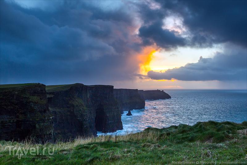 Мохеровые скалы / Фото из Ирландии