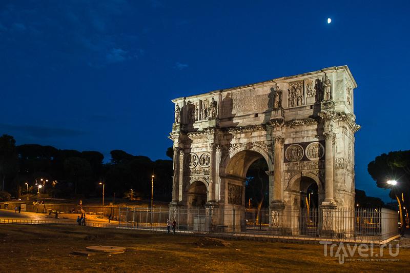Побывать в Колизее / Фото из Италии