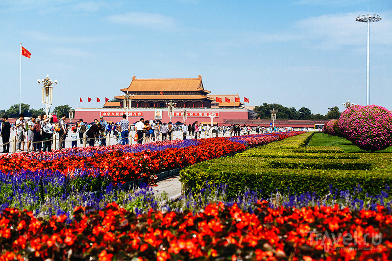 Большое китайское путешествие. Пекин / Фото из Китая