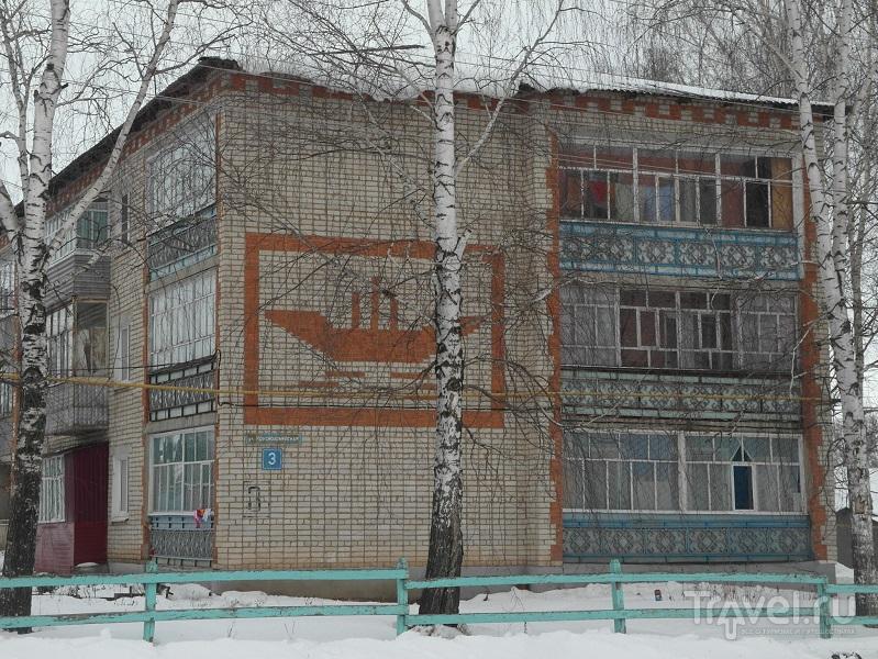 Инсар - бывший город-крепость / Россия