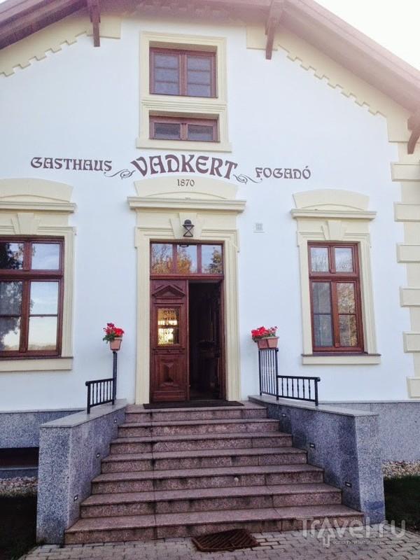 Поездка в город Шарвар / Венгрия